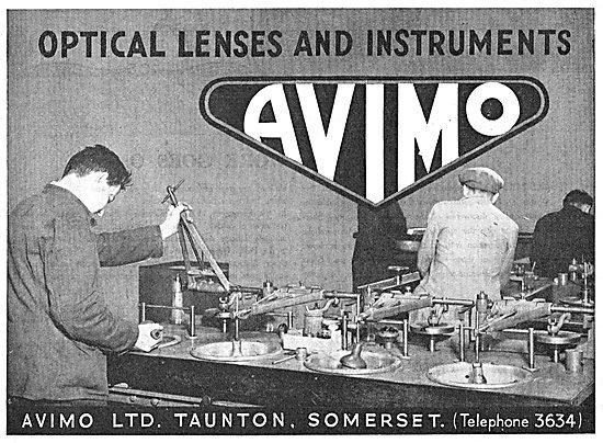 Avimo Optical Lenses & Instruments