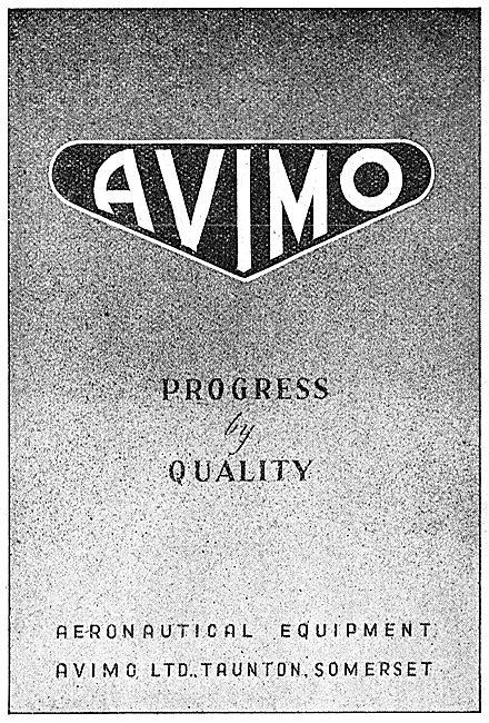 Avimo Aeronautical Equipment
