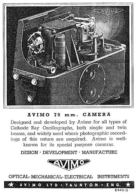 Avimo 70mm Camera