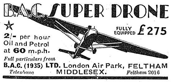 BAC Super Drone: £275