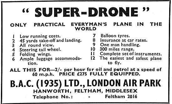 BAC Super-Drone