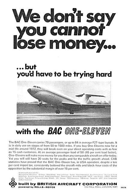 British Aircraft Corporation Bac Tsr 2 High Performance Stock Image