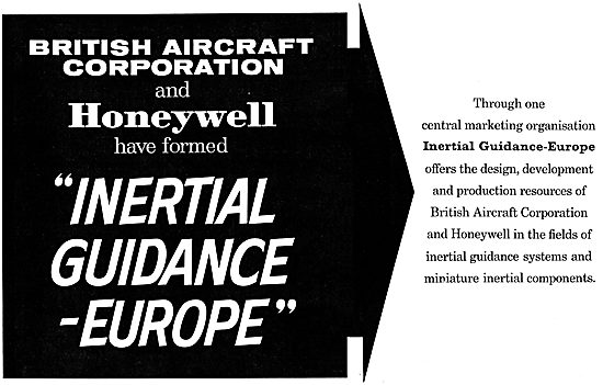 BAC & Honeywell Have Formed