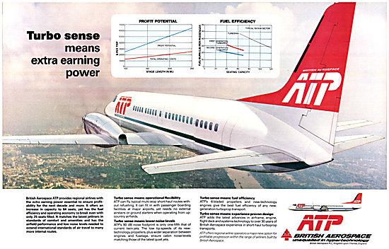 British Aerospace BAe ATP