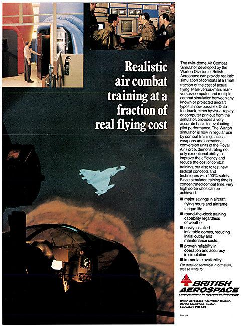 British Aerospace BAe Air Combat Simulator