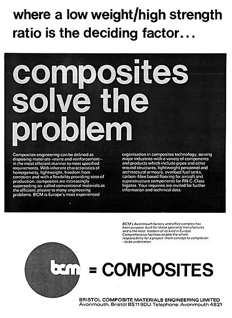 Bristol Composite Materials Engineering - Composites