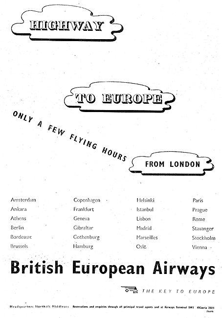 British European Airways - BEA