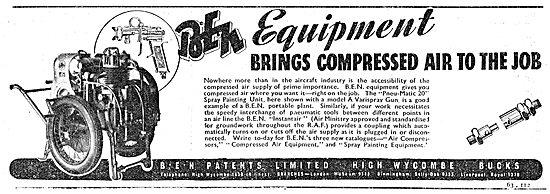 BEN Compressed Air Spraying Equipment