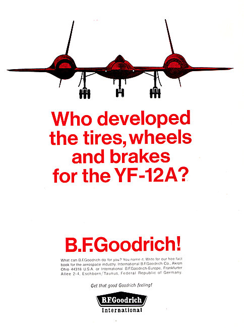 B.F.Goodrich Wheels Tyres & Brakes