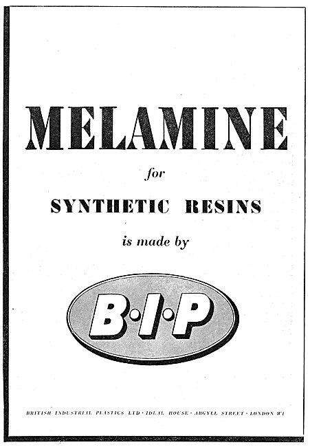 British Industrial Plastics - BIP Melamine