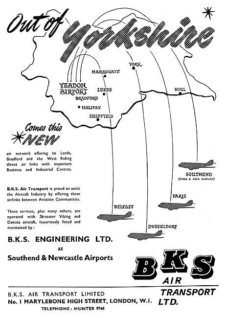 BKS Air Transport & Aircraft Engineering - Yeadon