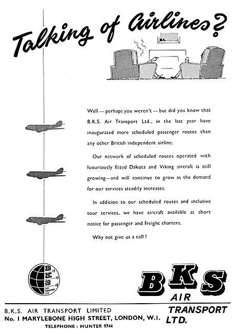 BKS Air Transport & Aircraft Engineering