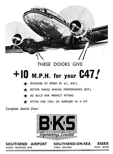 B.K.S. Engineering - BKS Aeronautical Engineers