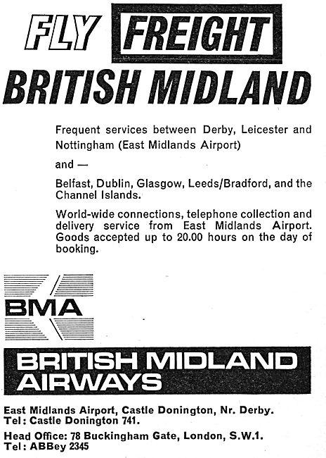 British Midland Airways Freight