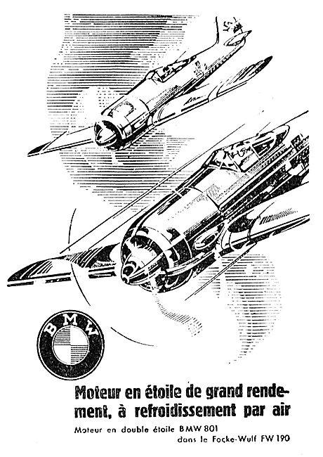 BMW Aero Engines  - BMW 801 For FW 190