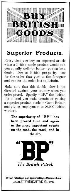 British Petroleum BP