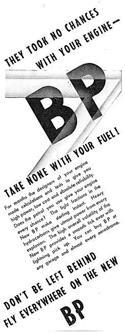 British Petroleum BP - They Took No Chances.
