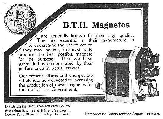 BTH Magnetos