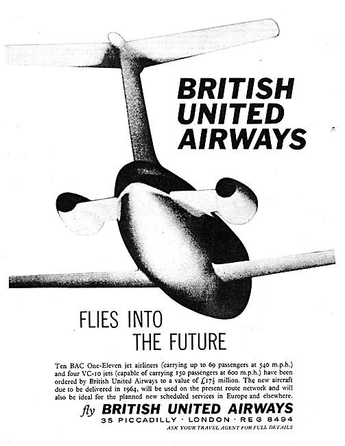 BUA - British United Airways