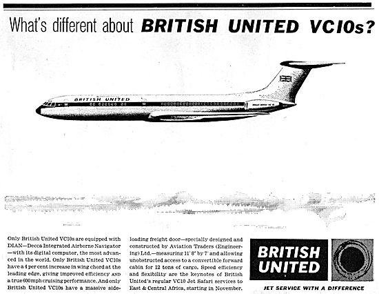 British United Airways -  BUA
