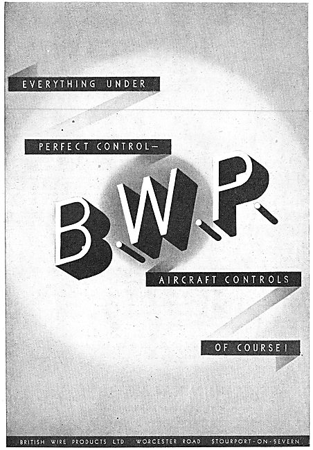 British Wire Products : BWP Controls
