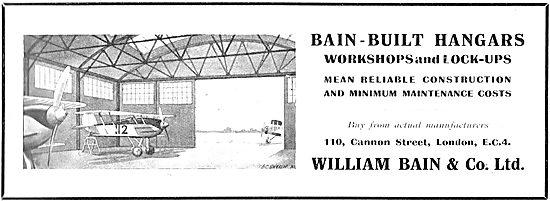 Bain-Bulit Aircraft Hangars