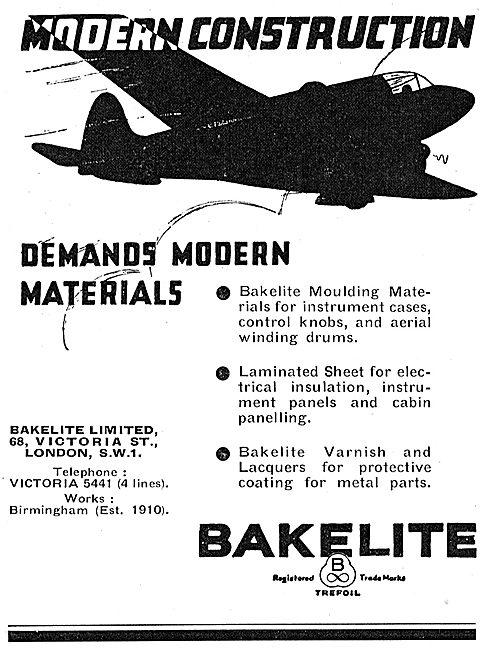 Bakelite Moulding Material - Trefoil Laminated Sheet