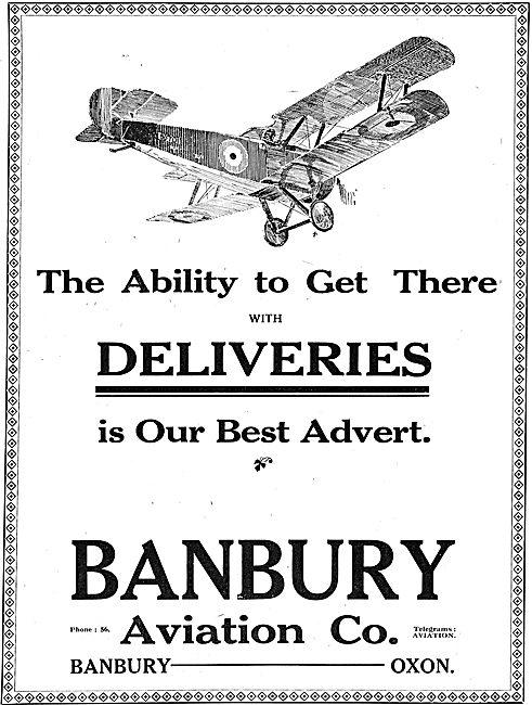 Banbury Aviation Aircraft Parts