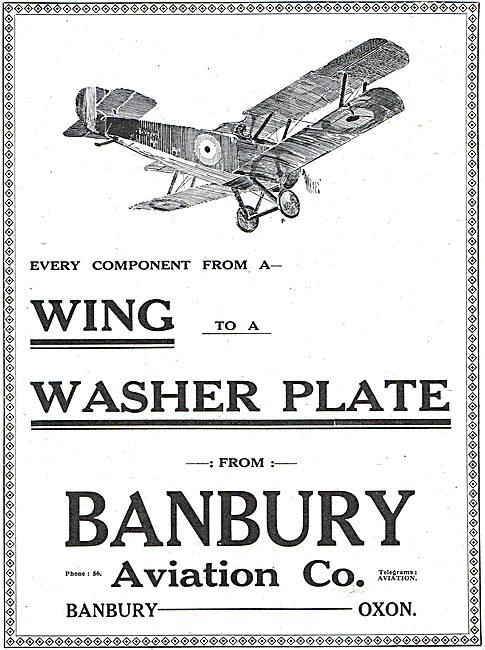 Banbury Aviation - Aircraft Components