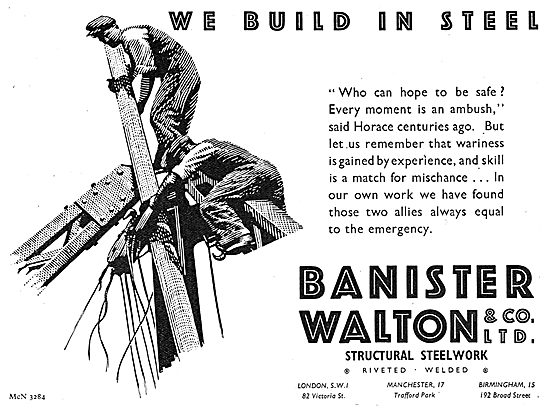 Banister Walton & Co - Structural Steelwork