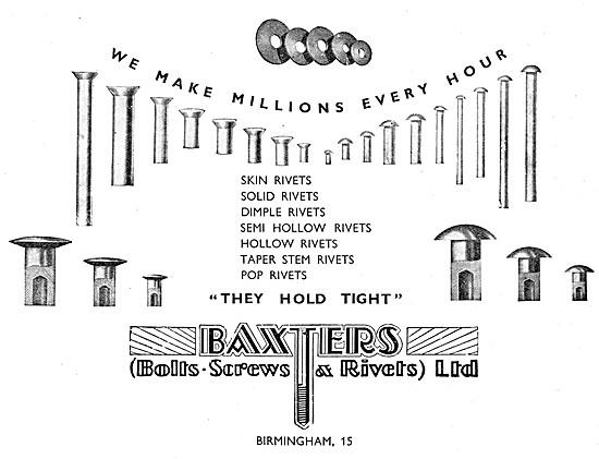 Baxters Rivets