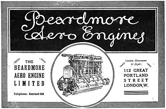 Beardmore Aero Engines