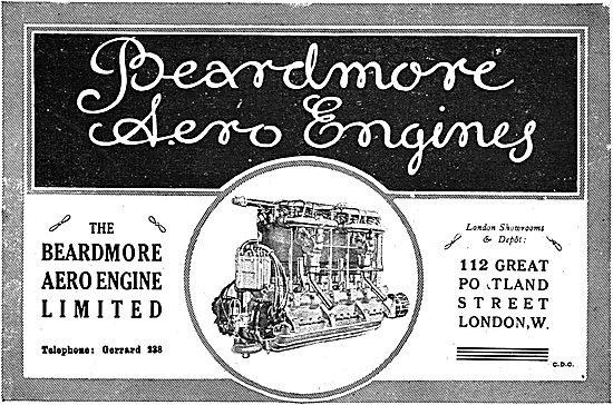 The Beardmore Aero Engine Ltd