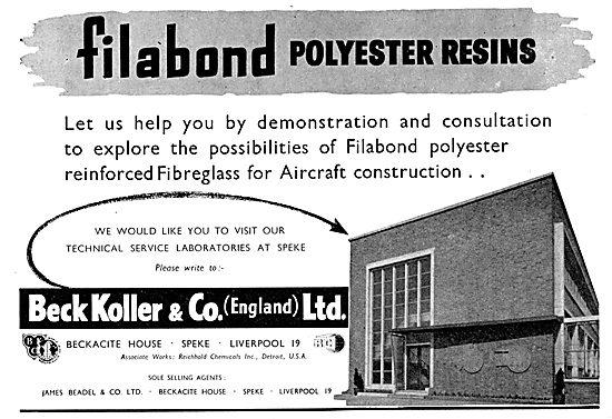Beck Koller - Filabond Reinforced Fibreglass