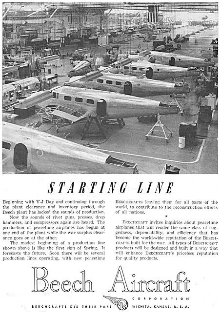 Beechcraft Aircraft 1946