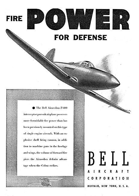 Bell Aircobra P-400