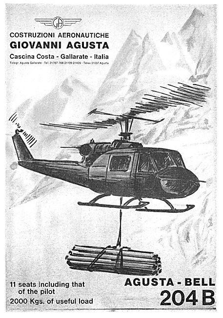 Agusta-Bell 204B