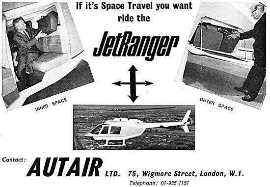 Bell JetRanger - Autair