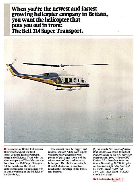 Bell 214 Super Transport