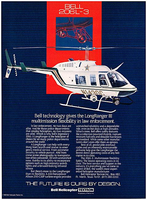 Bell 206L-3 LongRanger