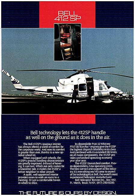 Bell 412SP