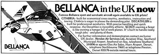 Bellanca Citabria