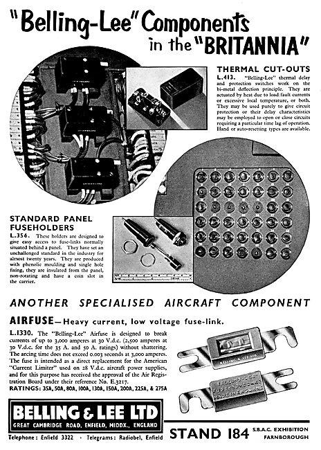 Belling-Lee Electrical Equipment