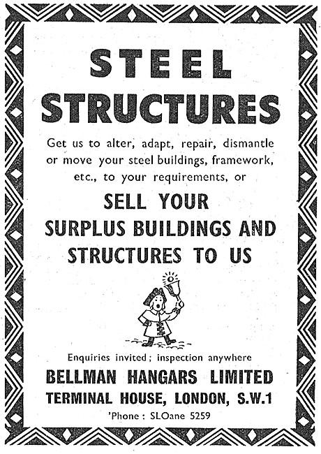 Bellman Hangars & Industrial Steel Structures