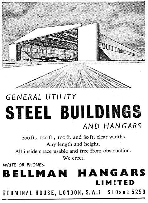 Bellman Hangars & Steel Buildings