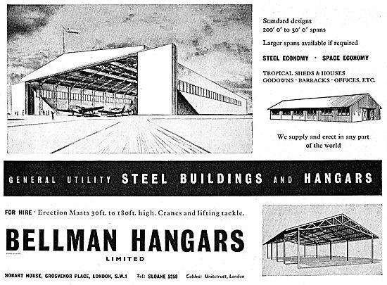 Bellman Aircraft Hangars