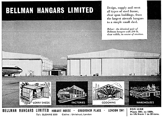 Bellman Hangars