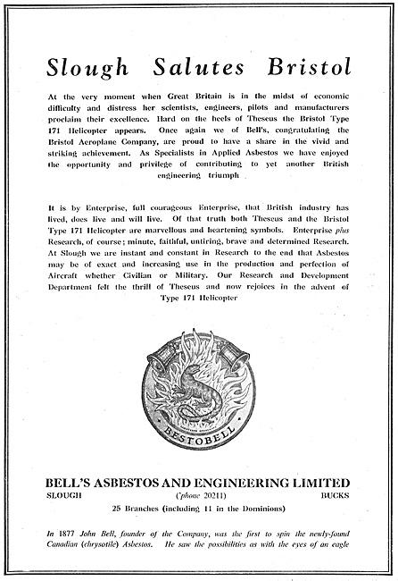 Bells Asbestos Products