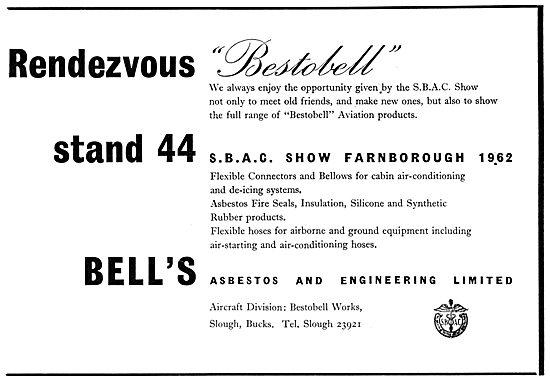 Bell's Asbestos - Asbestos Seals, Insulation &  Connectors
