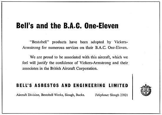 Bell's Asbestos - Bestobell Products